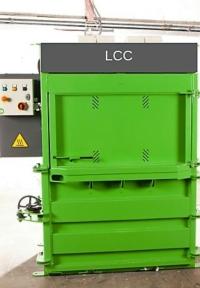 Embaladora de residuos LCC V20X