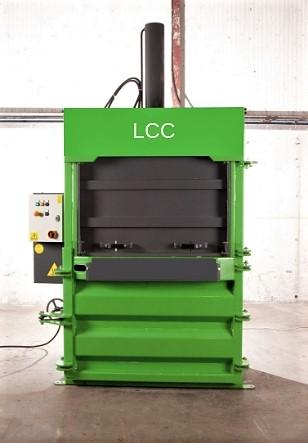 Empacadora de residuos LCC V50