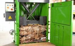 Embaladora de residuos
