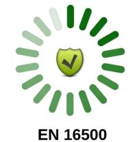 Norma de seguridad EN16500