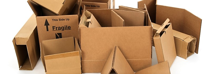Embaladoras de cartón