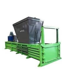 Embaladora horizontal de residuos LCC H80