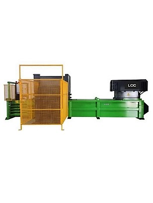 Super embaladora de residuos H80