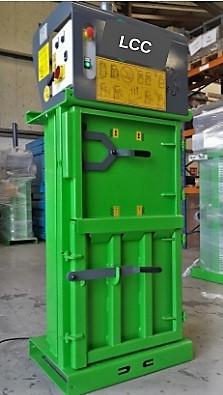 Prensa para residuos V4 de LCC