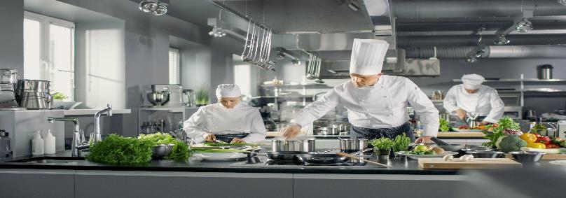 Tratamiento de residuos en restaurantes