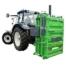 Prensa para residuos agrícolas