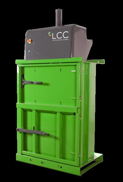 Empacadora de residuos V8