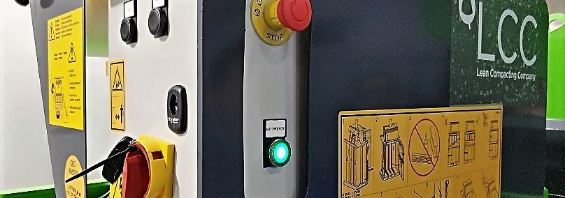 Prensas compactadoras horizontales
