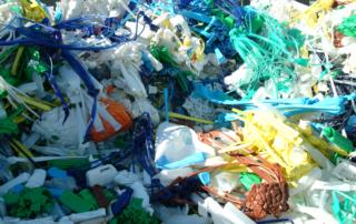 Solución para el reciclaje de residuos plásticos