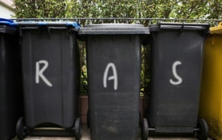 Gestión de desechos