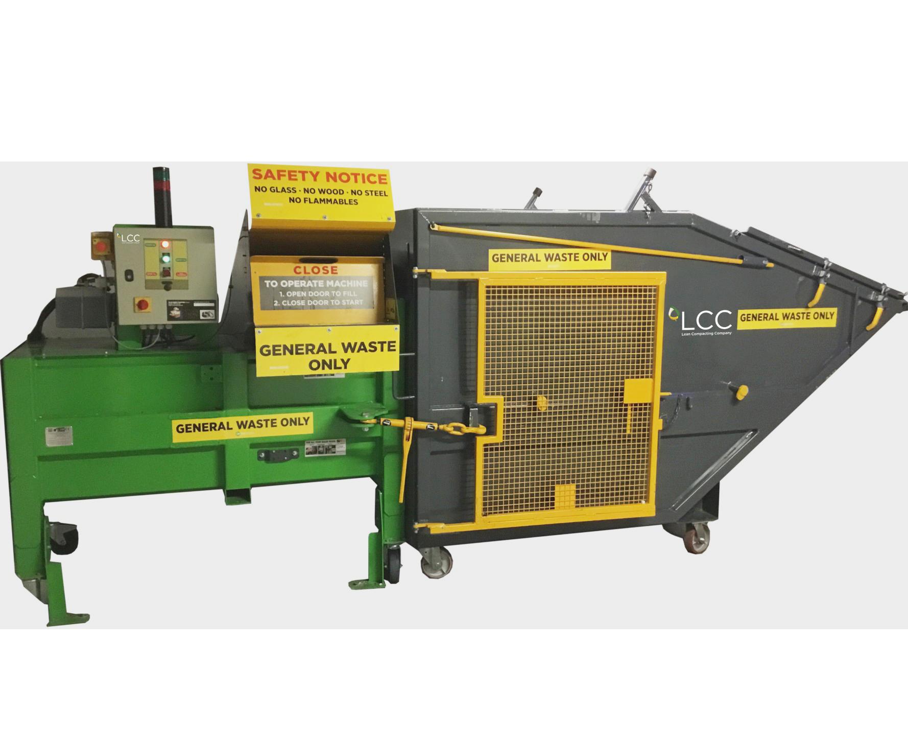 Compactadora P6 Packer